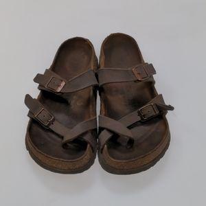 Birkenstock Brown Sandals Size 36